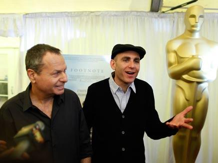 הבמאי יוסף סידר והשחקן שלמה בראבא. לא הפעם (צילום: רויטרס)