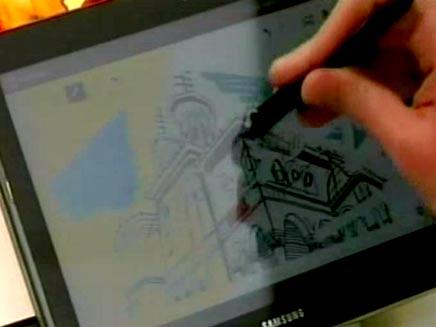 חלומו של כל חובב גאג'טים, התערוכה בברצלונה (צילום: חדשות 2)