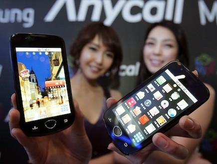 סמארטפונים (צילום: Chung Sung-Jun, GettyImages IL)