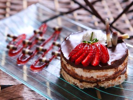 עוגת ביסקוויטים (צילום: בני גם זו לטובה, אוכל טוב)