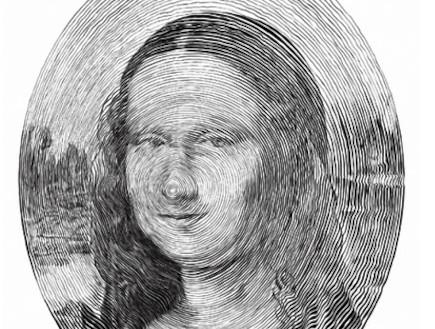 ציורים מדהימים במשיכת עט אחת (וידאו WMV: behance.net)