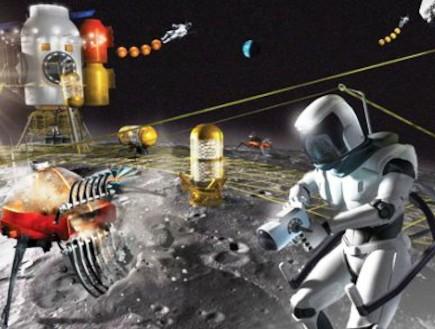 איך כורים אסטרואיד? (וידאו WMV: popsci.com)