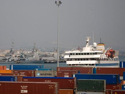 מפרץ חיפה. ארכיון (צילום: AP)