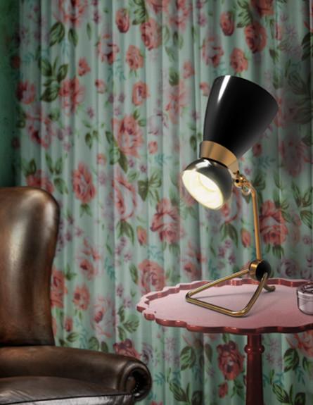 מנורה מעוצבת בסגנון איימי ווינהאוס