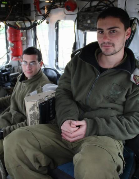 """צוות D9 (צילום: דובר צה""""ל, באדיבות גרעיני החיילים)"""
