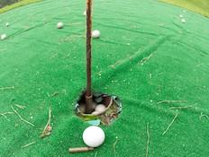 מסלול הגולף המסוכן בעולם (צילום: ויקיפדיה)