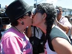 חשד למקרה הומופובי. ארכיון (צילום: רויטרס)