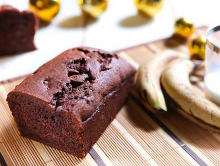 עוגת בננות של אביבה (צילום: בני גם זו לטובה, אוכל טוב)