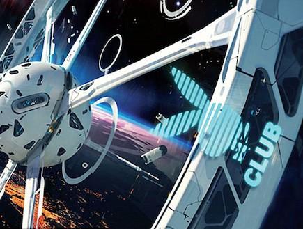 מועדון פלייבוי בחלל (צילום: פלייבוי)