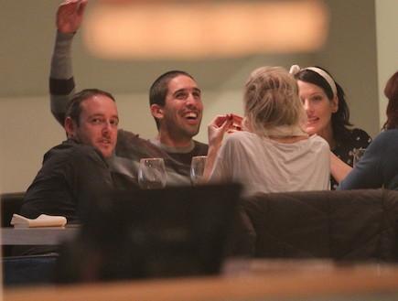 איתם ישראלי, לירון זהבי ושי רגב, האח הגדול (צילום: ראובן שניידר )