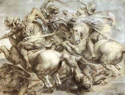 קרב אנגיארי (צילום: wikipedia)