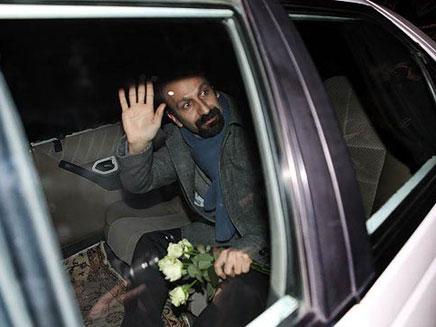 הבמאי האירני פרהדי. החגיגות בוטלו (צילום: סוכנות הידיעות האיראנית)