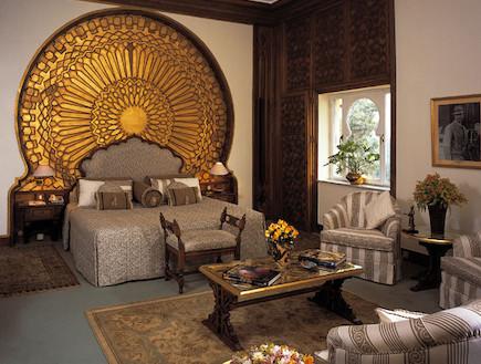 הסוויטה במלון בקהיר - סוויטות נשיאותיות (צילום: האתר הרשמי)