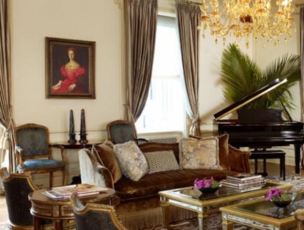 הסוויטה במלון פלאזה בניו יורק - סוויטות נשיאותיות (צילום: האתר הרשמי)
