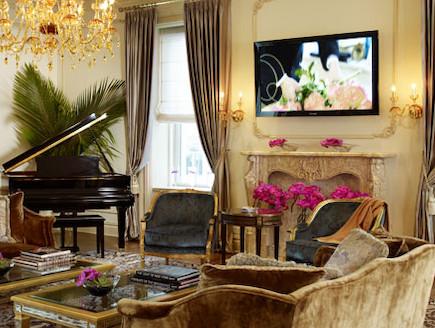 הסוויטה בניו יורק - סוויטות נשיאותיות (צילום: האתר הרשמי)