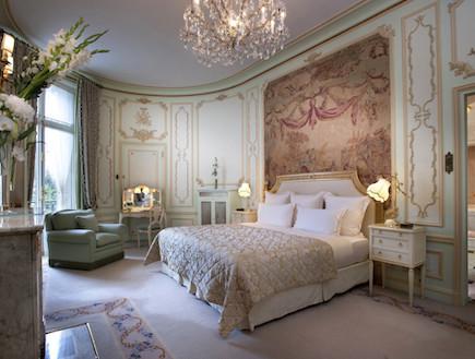 הסוויטה בפריז - סוויטות נשיאותיות (צילום: האתר הרשמי)