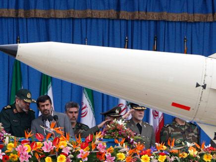 רוסיה לא רואה באירן איום על ישראל (צילום: AP)