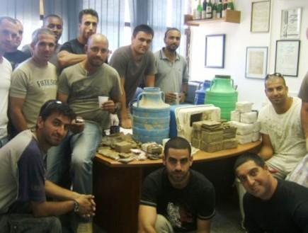 יחידת מגן (צילום: משטרת ישראל)