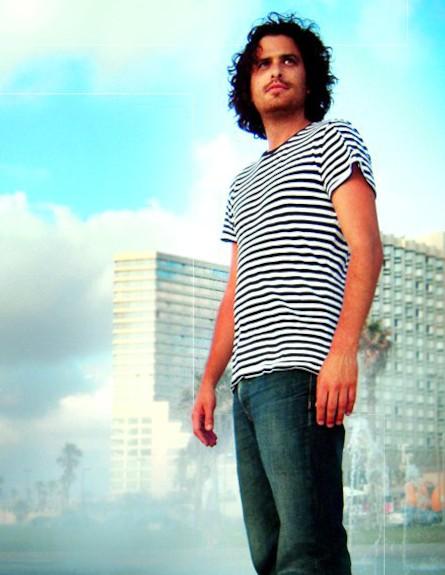 אייזק בראל (צילום: תום רביב)