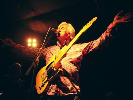 רובין היצ'קוק הופעה (צילום: אורית פניני)