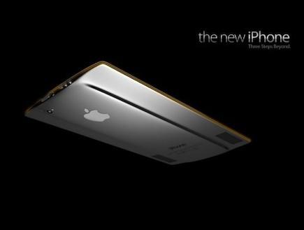 קונספט אייפון 5 (Antonio De Rosa דרך 9to5Mac) (צילום: 9to5mac.com)