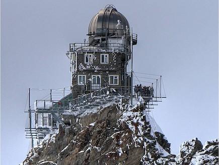מצפה הכוכבים ספינקס 4 (צילום: kuriositas.com)