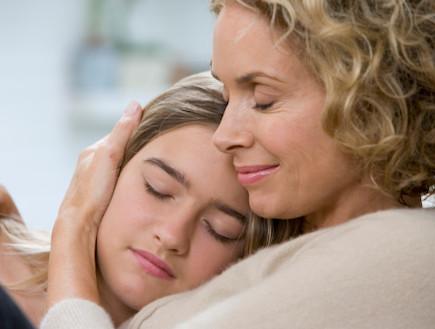 אמא ובת (צילום: אימג'בנק / Thinkstock)