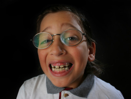 ילד כאפות (צילום: אימג'בנק / Thinkstock)