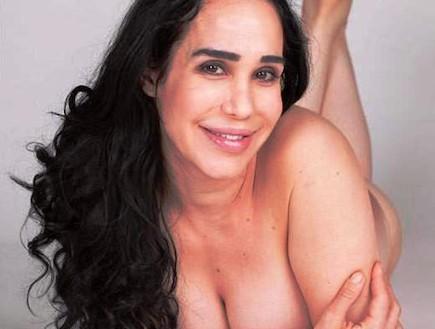 נדיה סולימן בעירום (צילום: tmz.com)