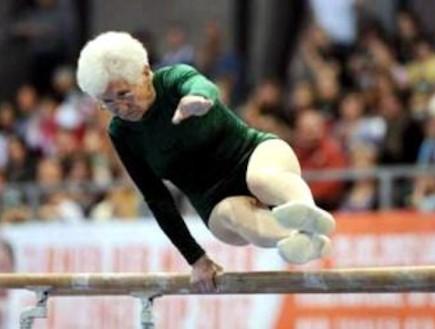 המתעמלת יוהנה קוואס (צילום: sport.ro)