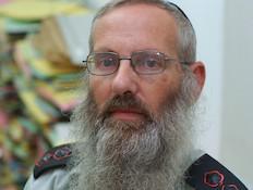 הרב אייל קרים (יח``צ: ניר אריאלי, במחנה)