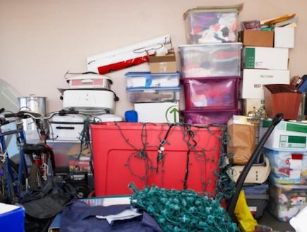 חדר מבולגן (צילום: אימג'בנק / Thinkstock)
