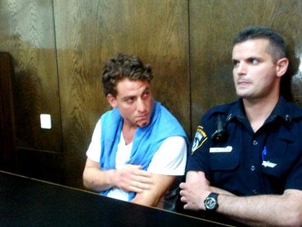 ברק הירשון החל לרצות את עונשו, ארכיון (צילום: עזרי עמרם, חדשות 2)