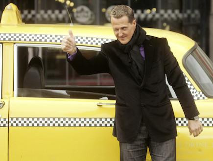 מונית אילוסטרציה (צילום: Mark Renders, GettyImages IL)