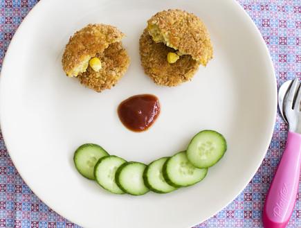 שניצל תירס (צילום: אפיק גבאי, אוכל טוב)
