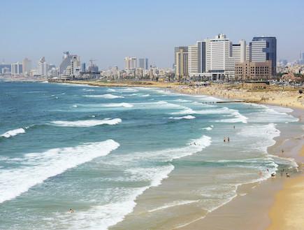 תל אביב (צילום: אימג'בנק / Thinkstock)