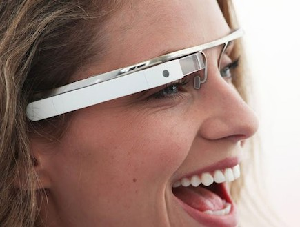 Google Glass (צילום: אתר רשמי, גוגל)