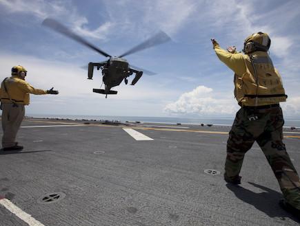 הכוונת כלי טיס (צילום: צבא ארצות הברית)