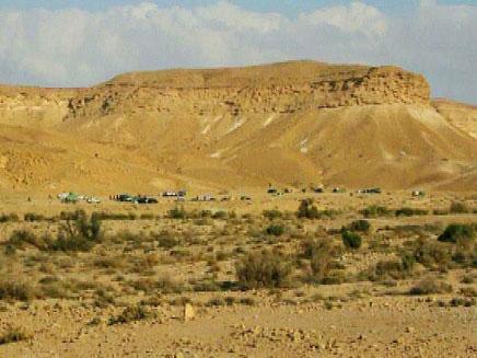 טיול באווירה מיסטית בהר כרכום (צילום: חדשות 2)