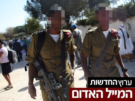 התלונה: השפיל חייליו האתיופים. אילוסטרציה (צילום: רויטרס)