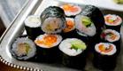 צפו: המכונה שתכין לכם סושי (צילום: AP)