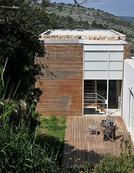 ממן אדריכלות - דק1