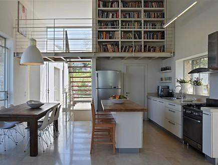 ממן אדריכלות - מטבח
