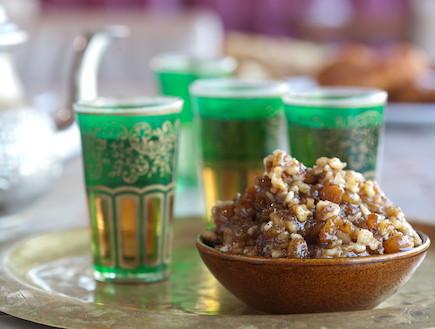 ריבת צימוקים ואגוזים של מסעדת אתניקה (צילום: דניאל לילה,  יחסי ציבור )