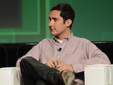 אחד ממייסדי אינסטגרם, קווין סיסטרום (צילום: Araya Diaz, GettyImages IL)