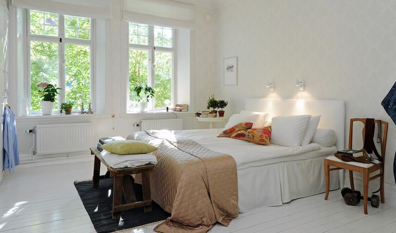 חדר שינה פנג שואי (יח``צ: Alvhem/Fredrik Karslsson)