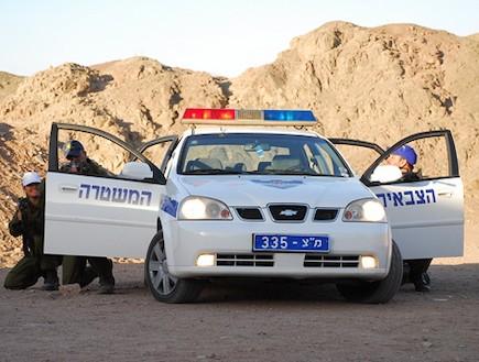 משטרה צבאית (צילום: חיל המשטרה הצבאית)