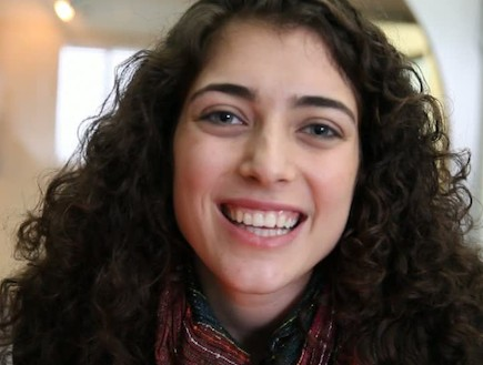 רוני דלומי בוחרת קלאסיקה ישראלית (תמונת AVI: mako)