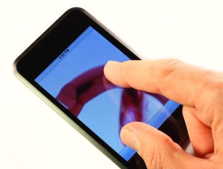 אייפון (צילום: אימג'בנק / Thinkstock)
