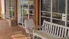 גילדת יודפת. במרפסת הבית (וידאו WMV: לימור זומר, living)